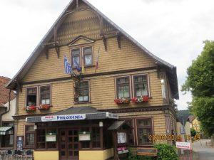 Herzlich willkommen im  Hotel Deutsches Haus Aerzen